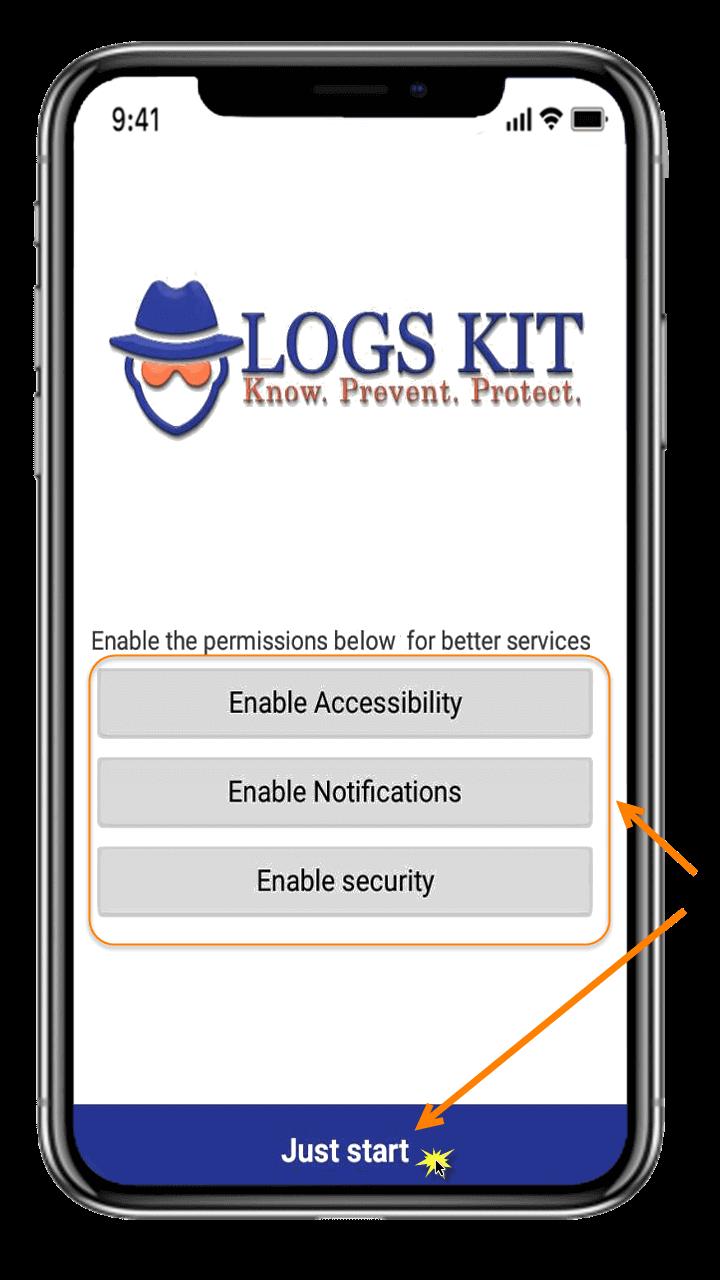 security-logskit